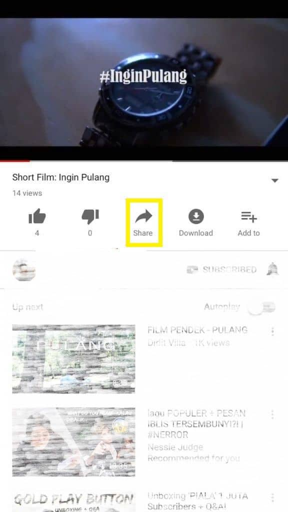 2 Cara Download Video Youtube Di Iphone Sangat Mudah Pro Co Id