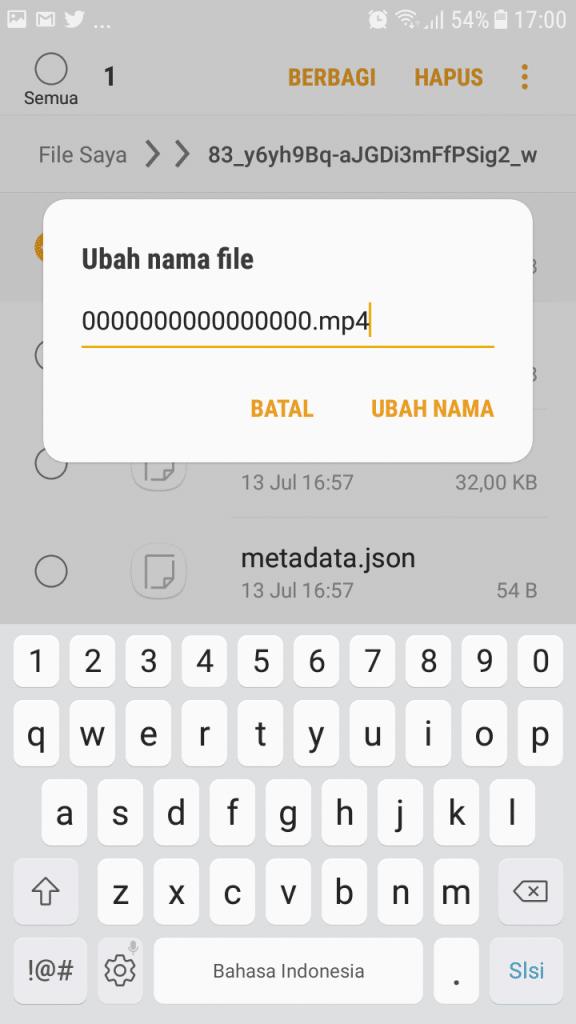 Cara Download Video di Facebook Lite Tanpa Aplikasi8
