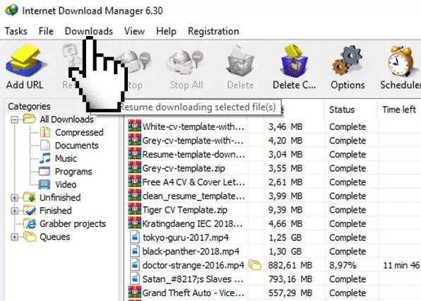 Cara Menambahkan IDM di Opera Browser