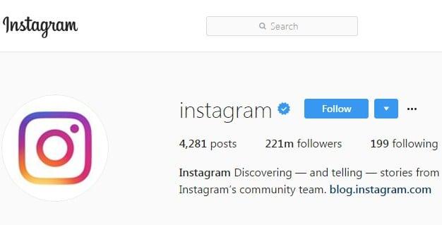Cara Mendapatkan Verifikasi Akun Instagram