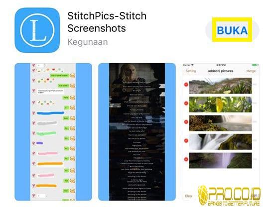 Cara Screenshot Panjang di iPhone1