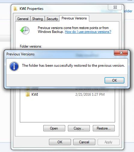 Cara Mengembalikan File Yang Terhapus Permanen Tanpa Software4
