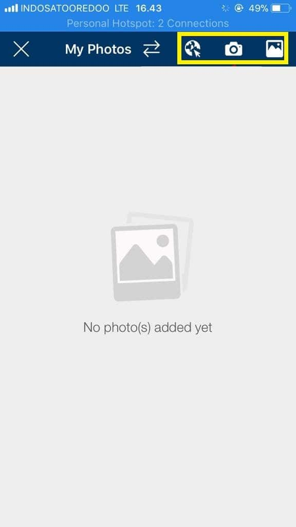 Cara Mengunci Galeri di iPhone4