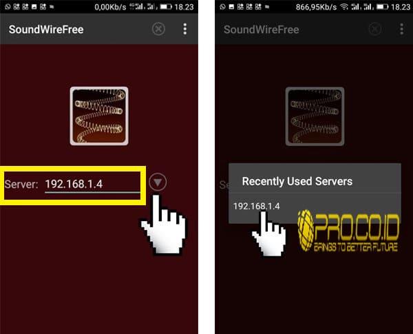 Cara Menjadikan Android Sebagai Speaker PC2
