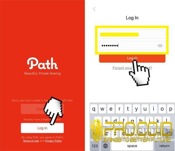 Cara Backup Foto dan Video Path3