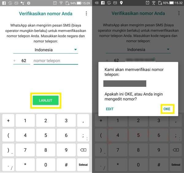 Cara Mengembalikan Akun WhatsApp yang Hilang7