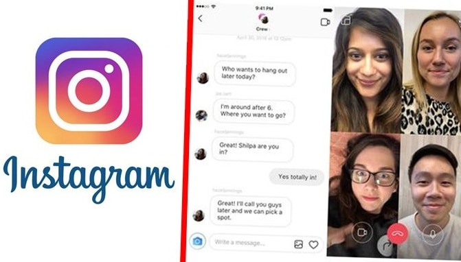 Cara Video Call Di Instagram Laptop