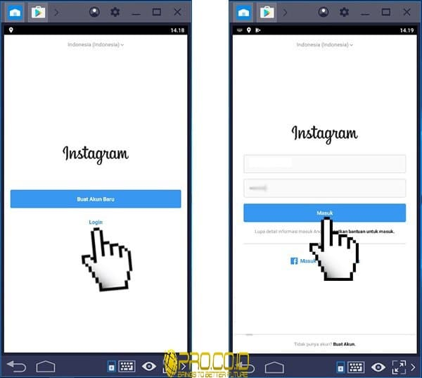 Cara Video Call Di Instagram Lewat Laptop2