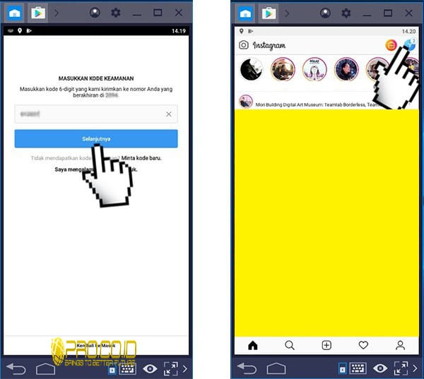 Cara Video Call Di Instagram Lewat Laptop3