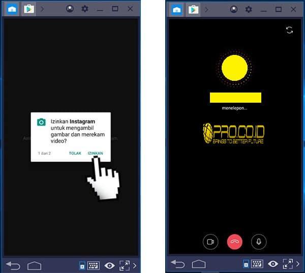 Cara Video Call Di Instagram Lewat Laptop5
