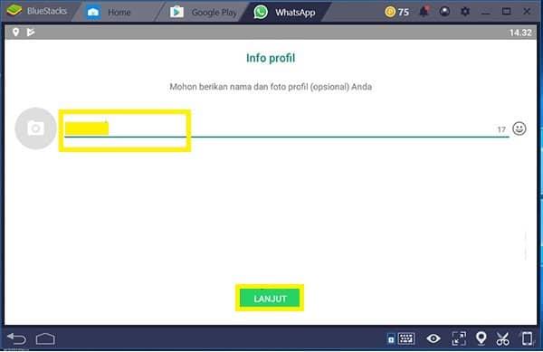 Cara Video Call di WhatsApp Lewat Laptop4