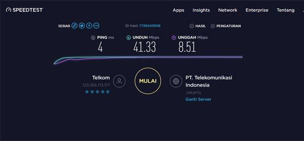 Cara Cek Kecepatan Internet di HP dan PC4