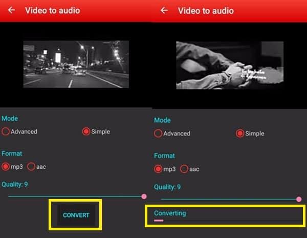 Cara Convert Video Jadi MP311