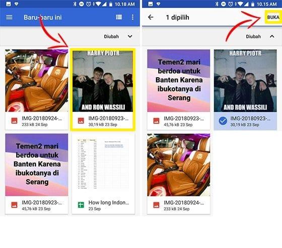 2 Cara Melakukan Penelusuran Dengan Gambar Di Hp Android Mudah Pro Co Id