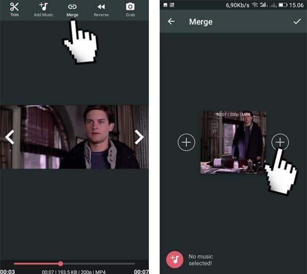 Cara Memotong dan Menggabungkan Video di Android9