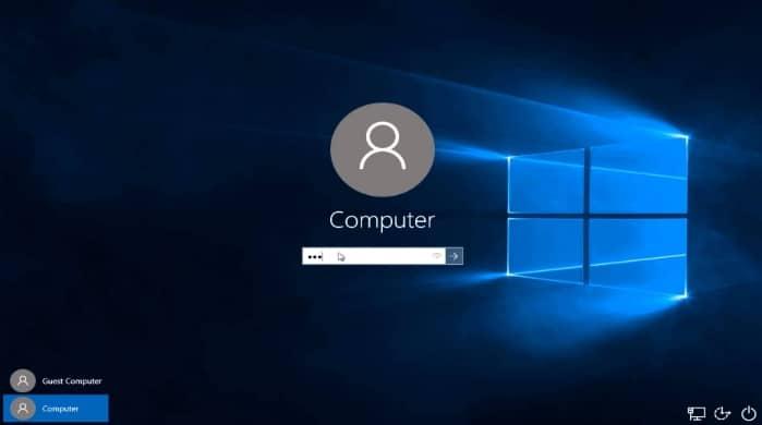 Cara Menghapus User Accounts Administrator di Windows 10
