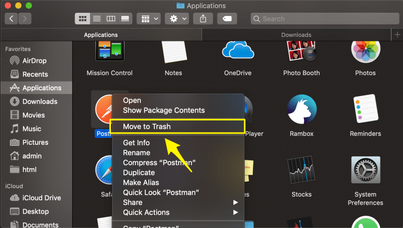 Cara Uninstall Aplikasi di Macbook MacOS