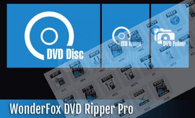Cara Convert DVD Dengan WonderFox DVD Ripper Pro, Mudah