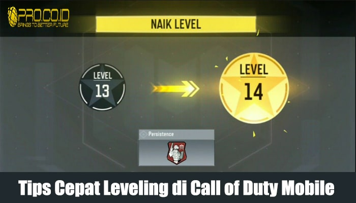 Tips Cepat Leveling di Call of Duty Mobile