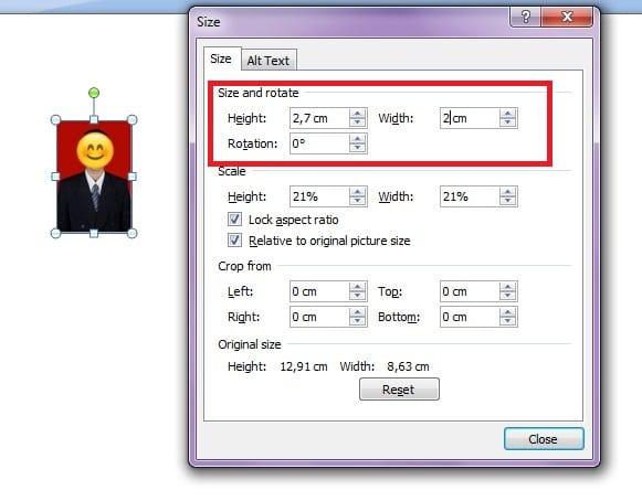 Cara Membuat Ukuran Foto 2 3 3 4 4 6 Di Microsoft Word Sangat Mudah Pro Co Id