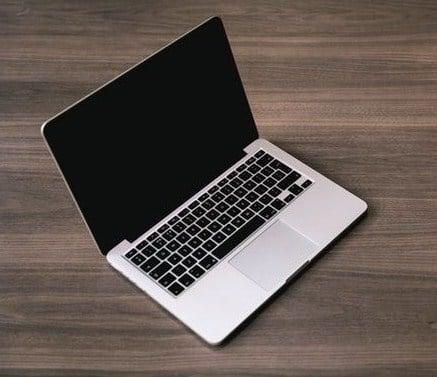 matikan laptop