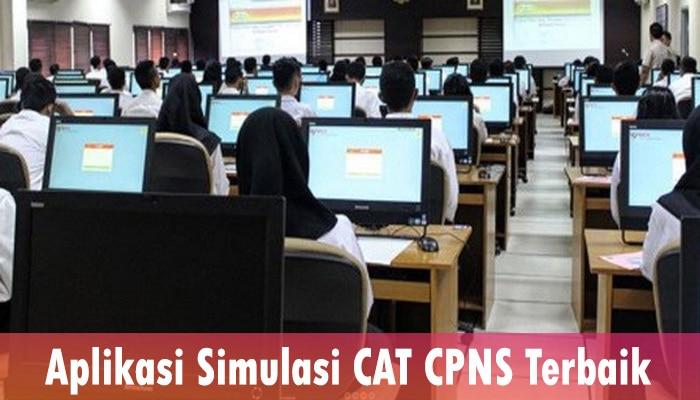 Aplikasi Simulasi CAT CPNS Terbaik
