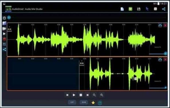 Audio Mix Studio