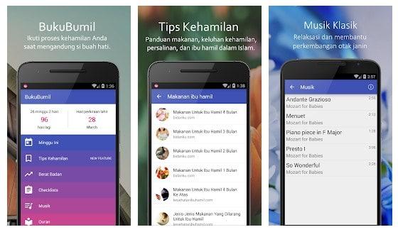 Aplikasi Kehamilan Terbaik Di Android