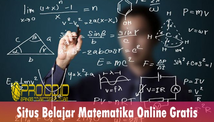 Situs Belajar Matematika Online Gratis