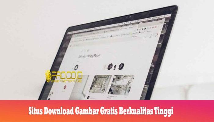 Situs Download Gambar Gratis Berkualitas Tinggi