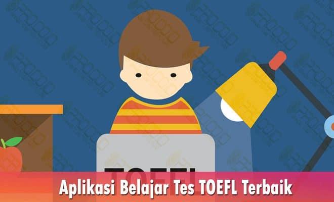 Aplikasi Belajar Toefl Ios