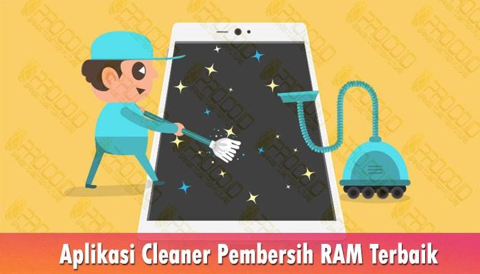 Aplikasi Cleaner Pembersih RAM Terbaik