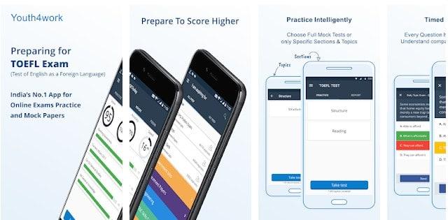TOEFL Preparation & Practice Test