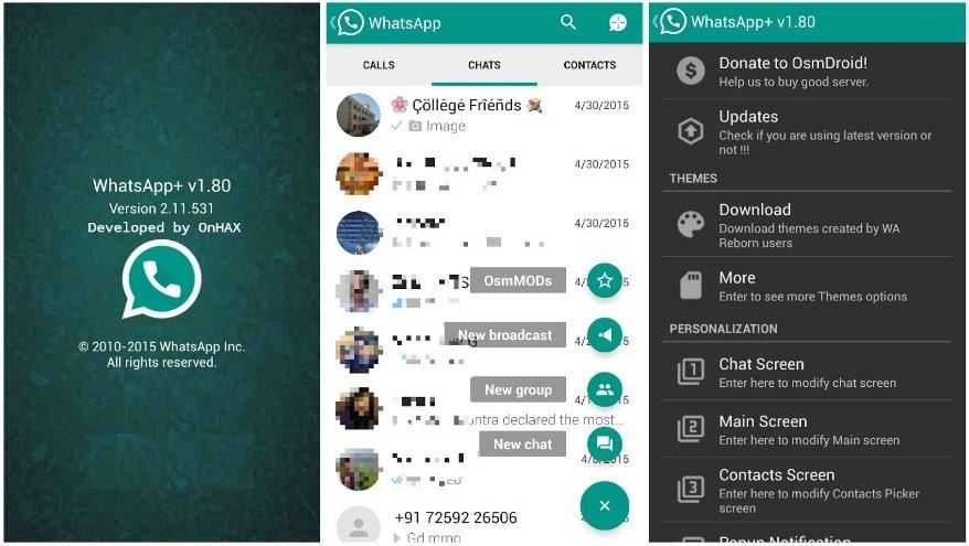 WhatsApp Plus Cracked