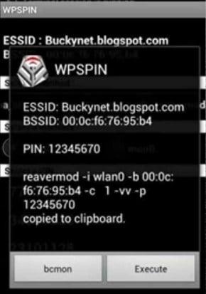 Aplikasi WPSPIN