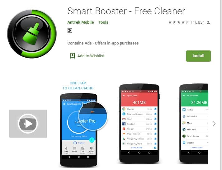 smart booster