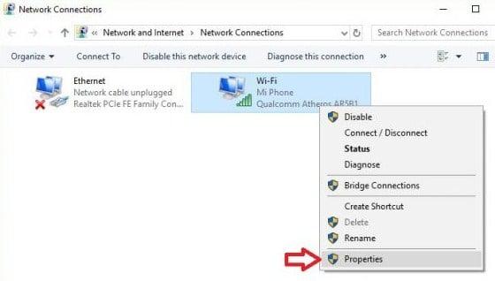 IP Address Automatic 4