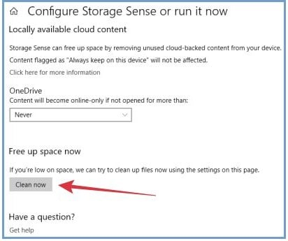 Storage Sense 3