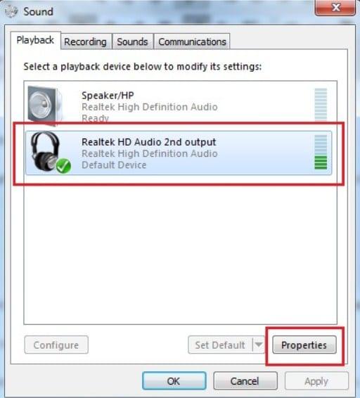 Ubah Format Suara Default 2