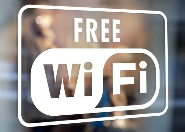Wi-Fi publik
