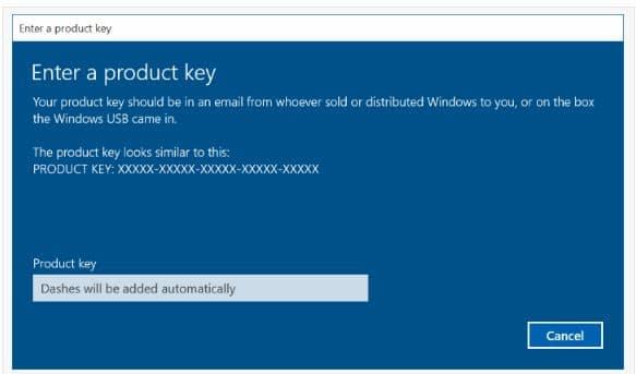 cara transfer lisensi windows 10 2