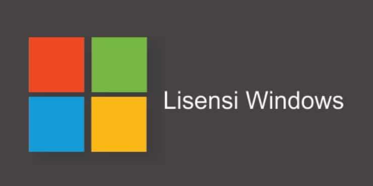 jenis lisensi windows